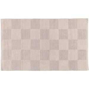 Cawö Home - Badteppich 1005 - Farbe: travertin - 366 60x100 cm