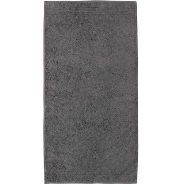 Cawö Essential Uni 9000 - Farbe: anthrazit - 774 Handtuch 50x100 cm
