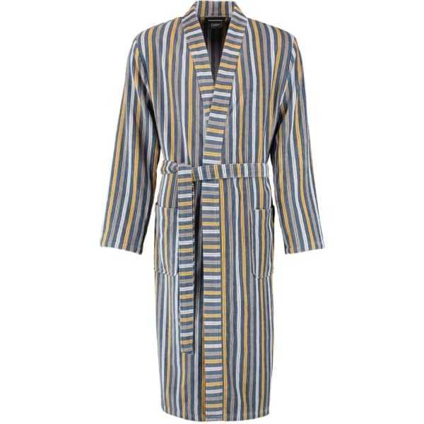 Cawö Herren Bademantel Kimono 3830 - Farbe: scotch - 15 M