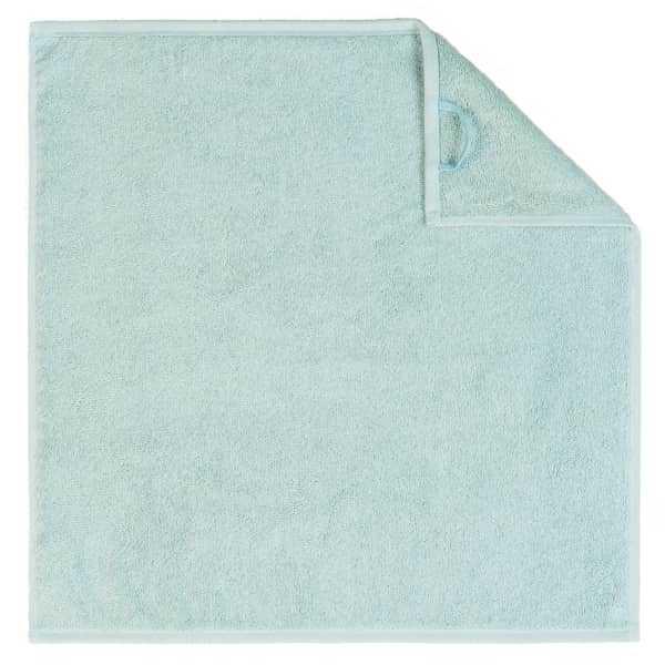 Cawö Solid 500 - Küchenhandtuch 50x50 cm - Farbe: seegrün - 455
